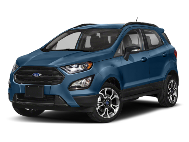 New 2021 Ford EcoSport SES