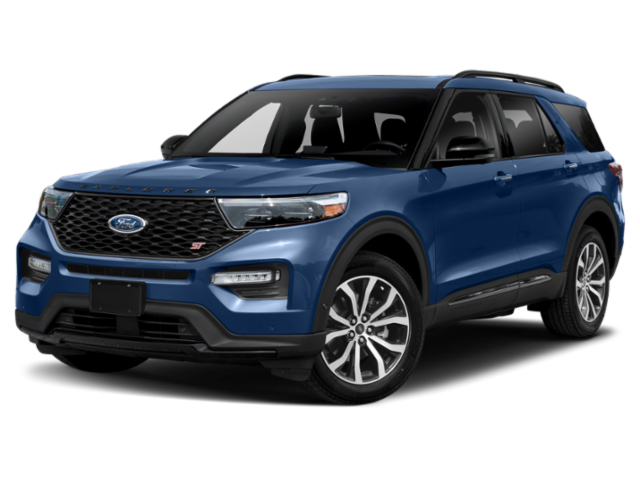 New 2021 Ford Explorer ST 4WD Sport Utility