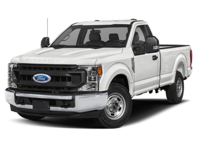 New 2021 Ford F-350SD XL