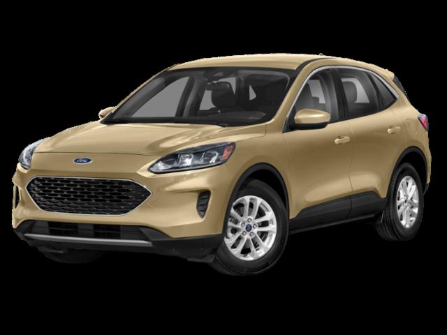 New 2021 Ford Escape S