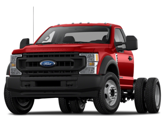 New 2021 Ford Super Duty F-350 DRW XL
