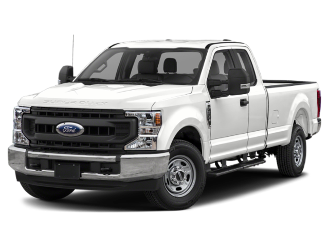 New 2021 Ford Super Duty F-250 SRW XL