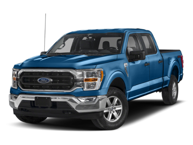 New 2021 Ford F-150 XLT 4WD Super Crew