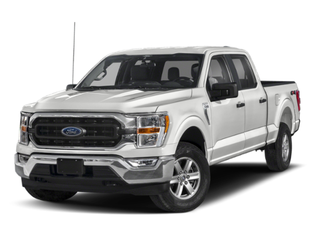 New 2021 Ford F-150 XLT