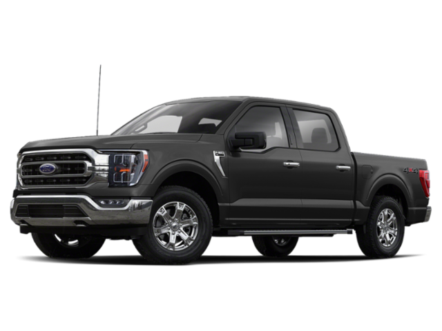 New 2021 Ford F-150 XL 4WD Super Crew