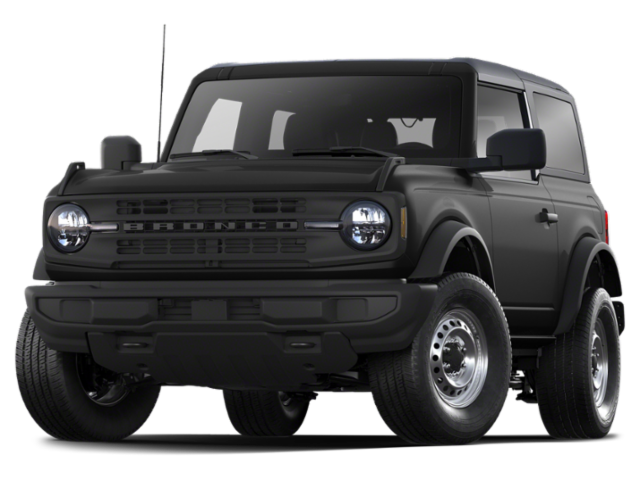 New 2021 Ford Bronco Big Bend