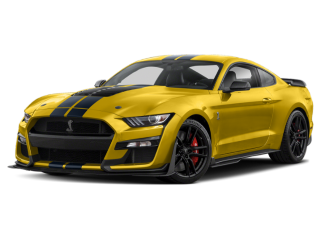 New 2021 Ford Mustang Shelby GT500