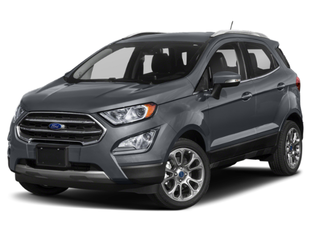 New 2021 Ford EcoSport Titanium