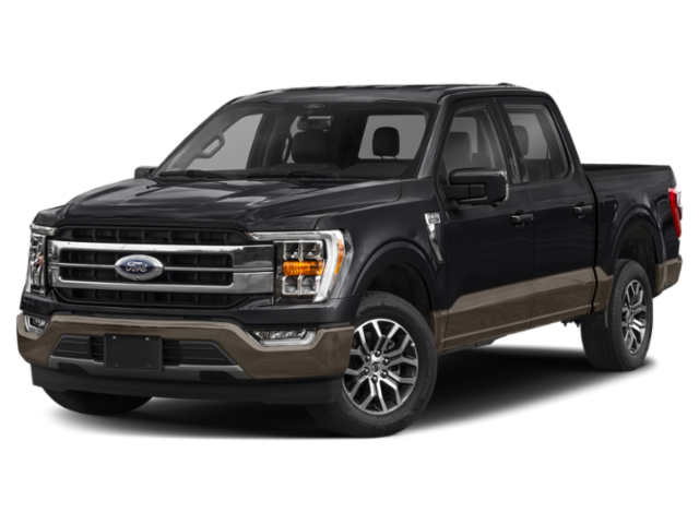 New 2021 Ford F-150 LARIAT 4WD Crew Cab Pickup