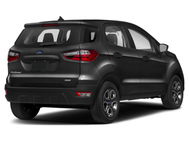 New 2021 Ford EcoSport S