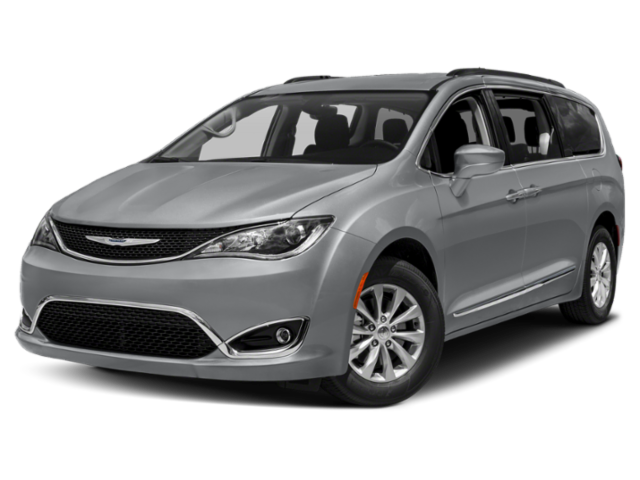 2018 Chrysler Pacifica Limited 4D Passenger Van