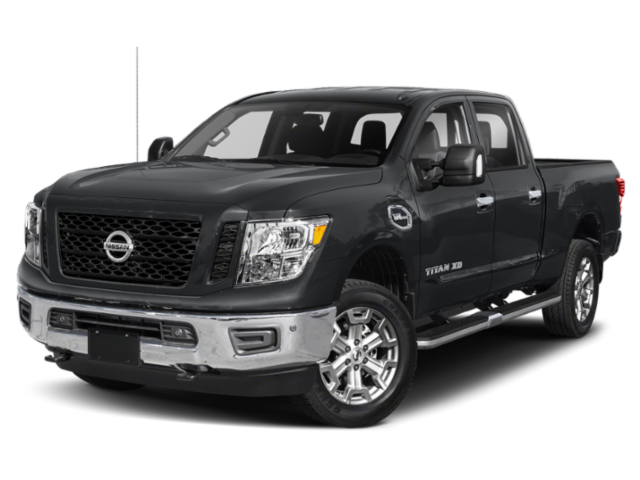 2019 Nissan Titan XD S Gas 4dr 4x4 Crew Cab 6.6 ft. box 151.6 in. WB