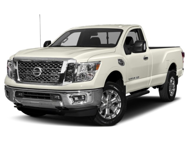 2019 Nissan Titan XD S Long Bed
