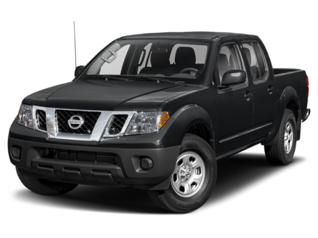2019 Nissan Frontier Crew Cab 4x4 SV Automatic Truck