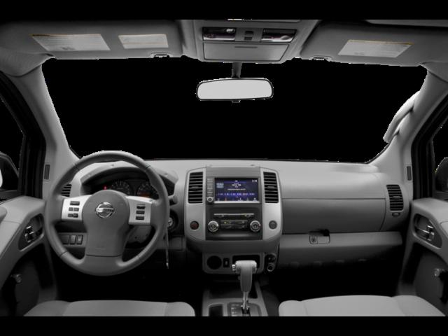 New 2019 Nissan Frontier SV V6