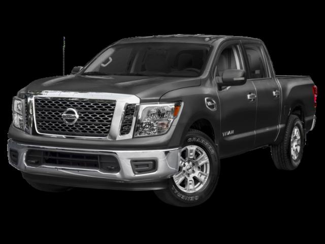 2019 Nissan Titan S Pickup Truck