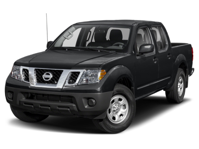 2019 Nissan Frontier Crew Cab SL Long Bed 4x4 Auto Pickup Truck