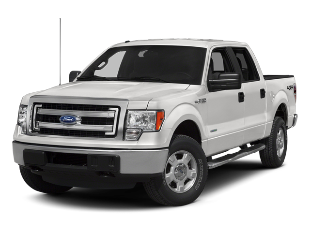 Pre-Owned 2013 FORD F150 XL