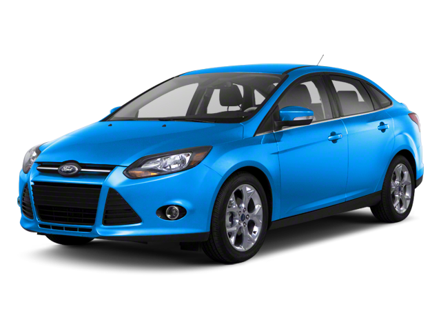Pre-Owned 2013 FORD FOCUS SE Sedan 4
