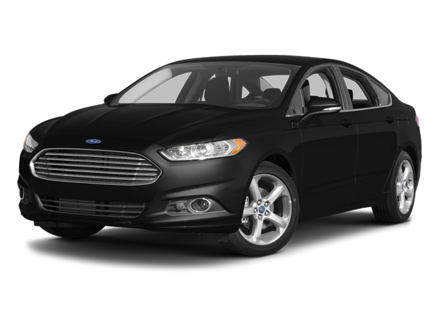 Pre-Owned 2013 FORD FUSION S Sedan 4D
