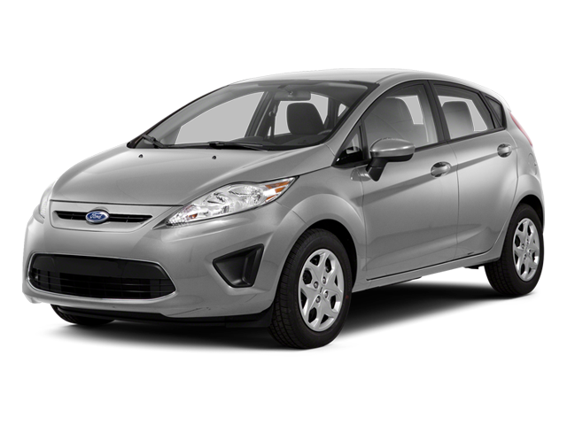 Pre-Owned 2013 FORD FIESTA SE HATCHBA