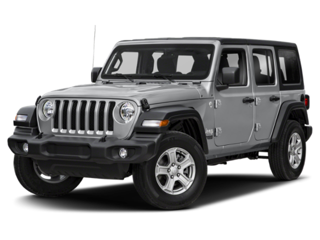 2020 Jeep Wrangler Unlimited Sahara 4D Sport Utility