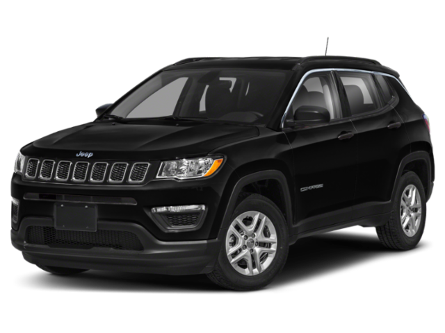 2020 JEEP Compass Latitude w/Sun/Safety Pkg FWD Sport Utility