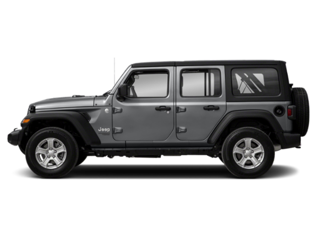 New 2020 JEEP Wrangler 4DR 4WD RUBICON