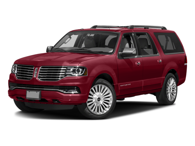 2017 Lincoln Navigator L Select Sport Utility