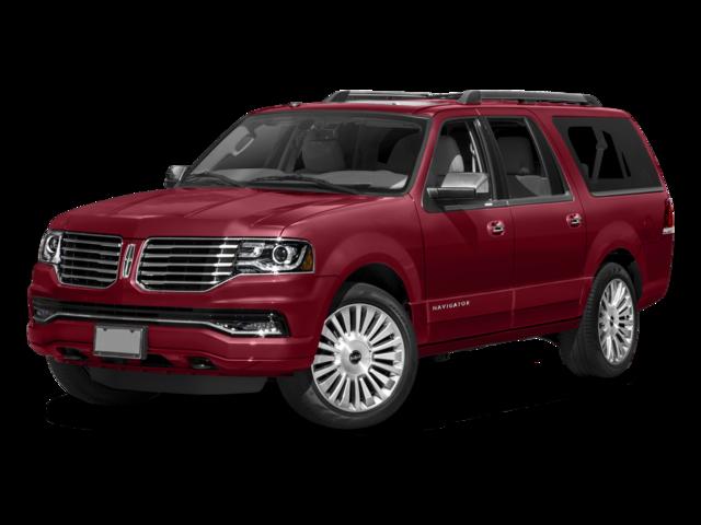 2017 Lincoln Navigator L 4x4 Select Sport Utility