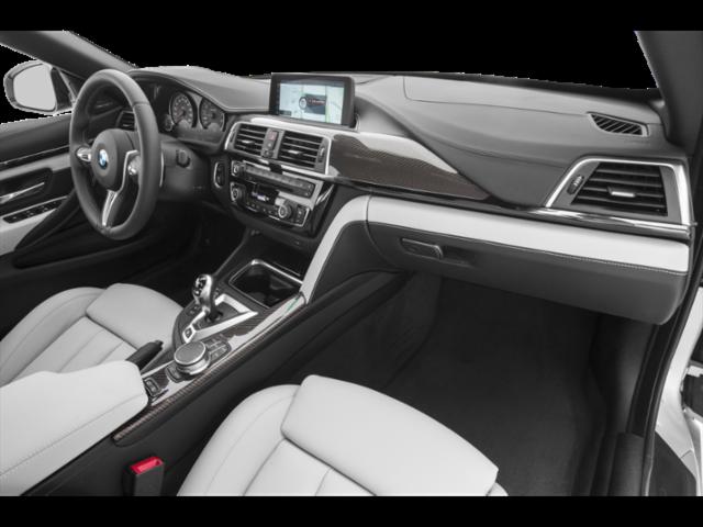 New 2020 BMW M4 2D Convertible