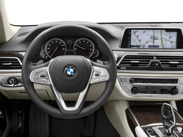2016 BMW 7 Series 4dr Car