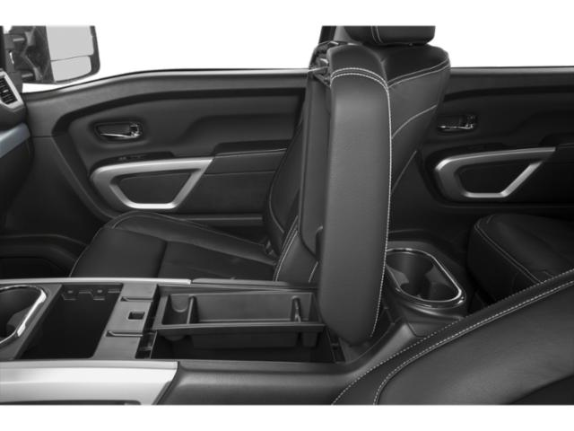 2018 Nissan Titan Short Bed