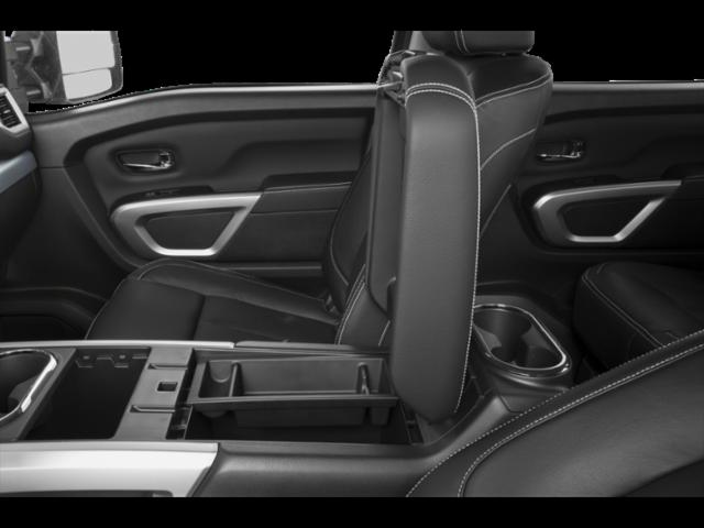 2018 Nissan Titan Short Bed