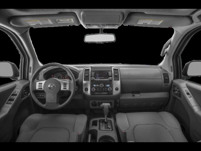 2021 Nissan Frontier 4D Crew Cab