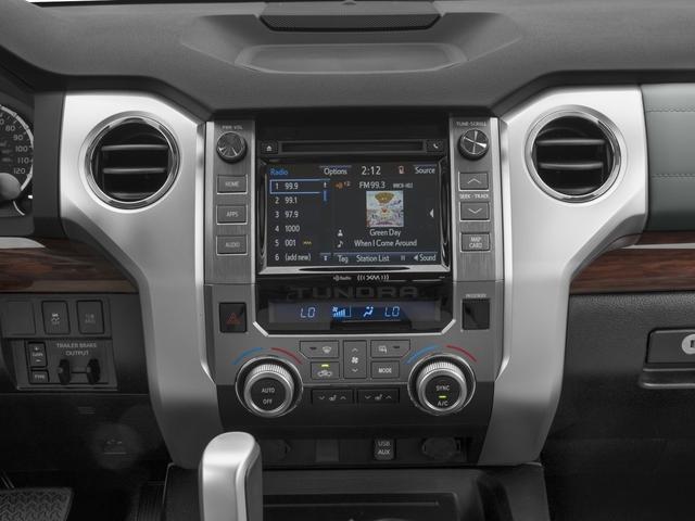 2017 Toyota Tundra Standard Bed