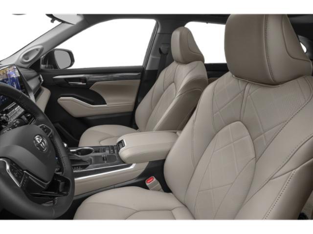 2021 Toyota Highlander Hybrid 4D Sport Utility