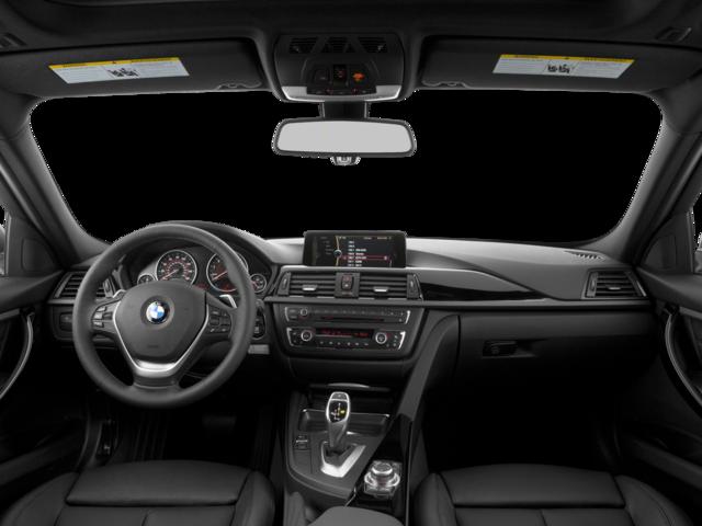 2015 BMW 3 Series 4dr Car