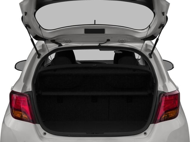 2015 Toyota Yaris Hatchback