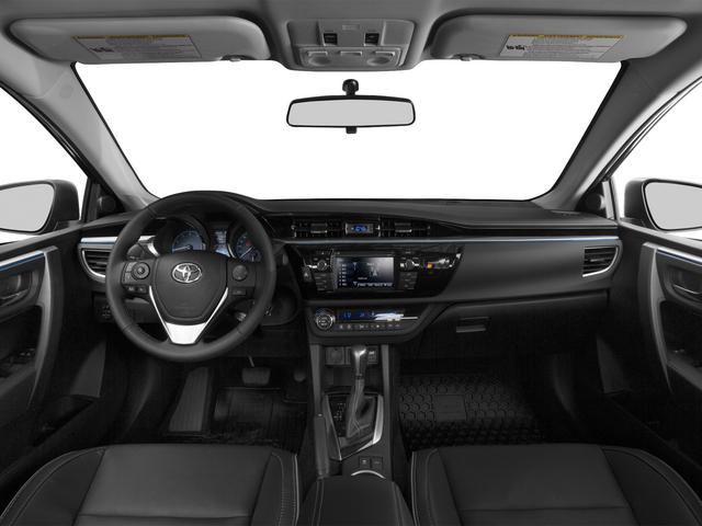 2015 Toyota Corolla 4dr Car