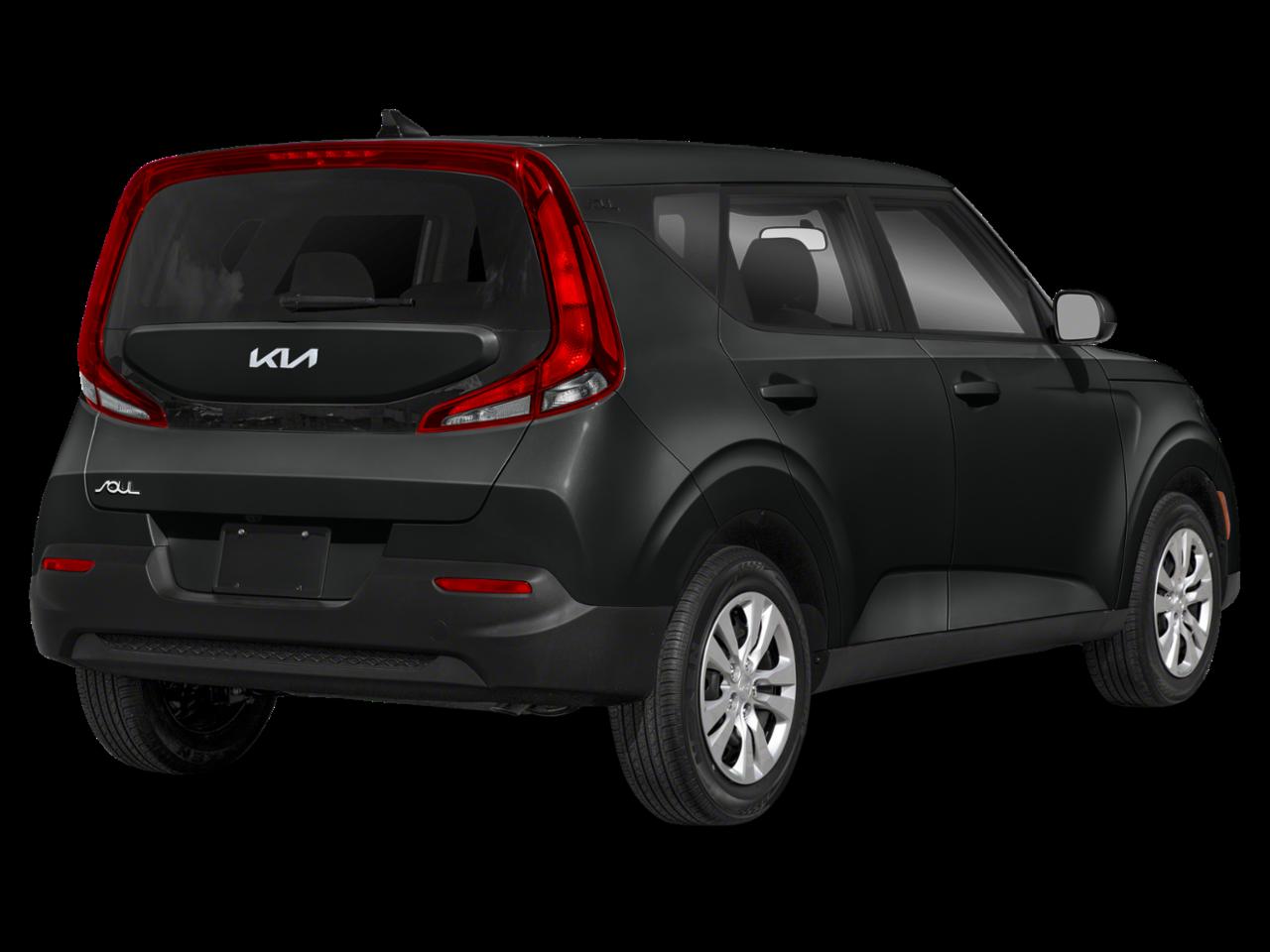 2022 Kia Soul Hatchback
