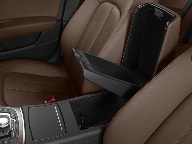 2014 Audi A6 4dr Car