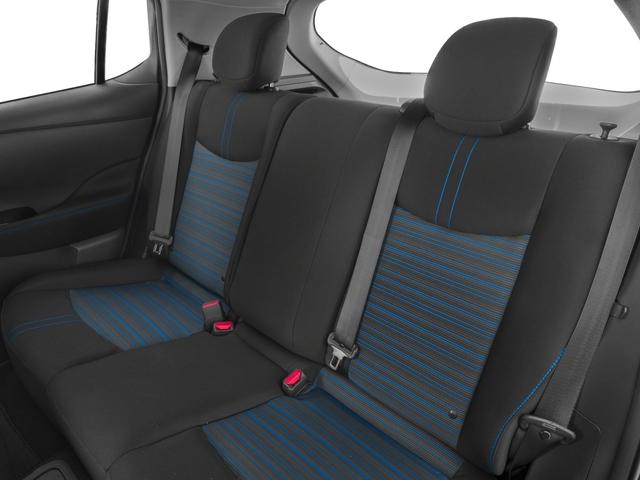 2018 Nissan Leaf 4D Hatchback