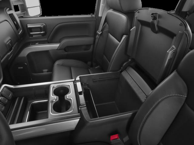 2015 Chevrolet Silverado 2500HD Standard Bed