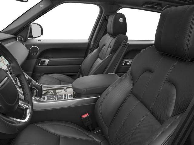 2016 Land Rover Range Rover Sport Sport Utility