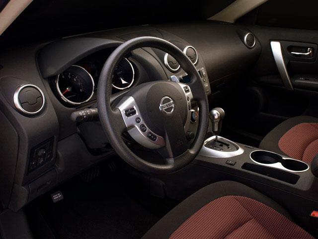 2009 Nissan Rogue Sport Utility