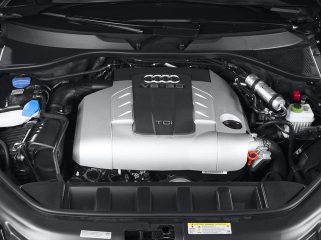 2015 Audi Q7 4D Sport Utility
