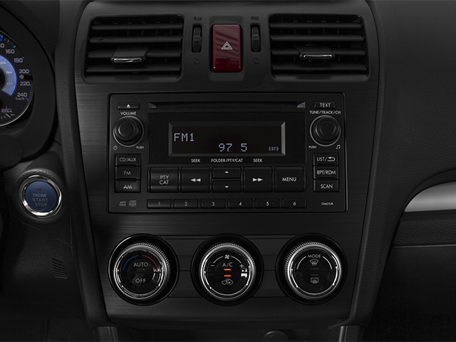 2014 Subaru XV Crosstrek Sport Utility