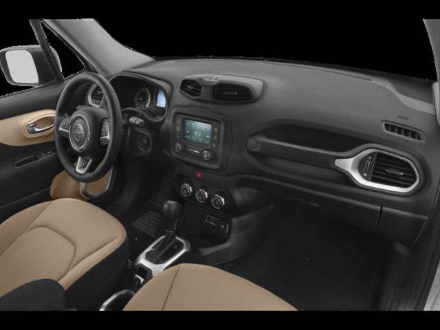 2018 Jeep Renegade 4D Sport Utility