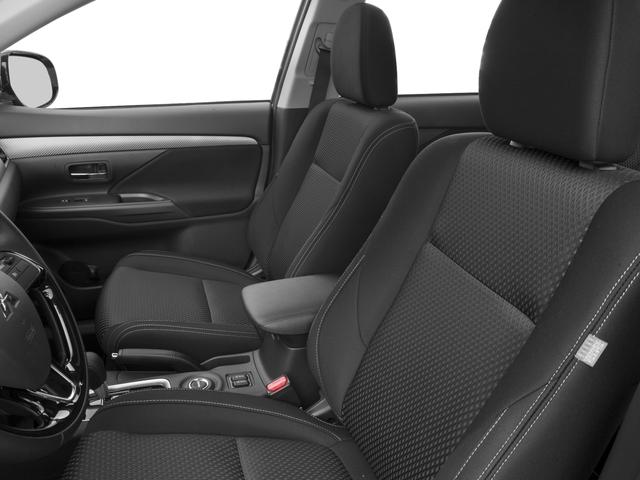 2017 Mitsubishi Outlander Sport Utility